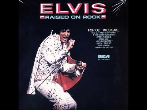 Elvis Presley - Three Corn Patches