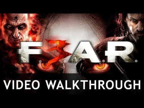 F.E.A.R. 3 First 10 Minutes (HD 1080p)