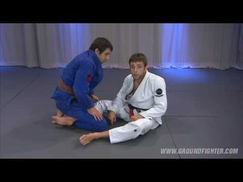 Ryan Hall Deep Half Guard - Advanced Deep Half Attacks Image 1