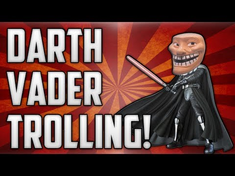 BO2: Darth Vader Trolls Little Kids Pt. 2!