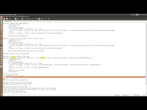 Cambiando el menu de Inicio de Ubuntu 14.04