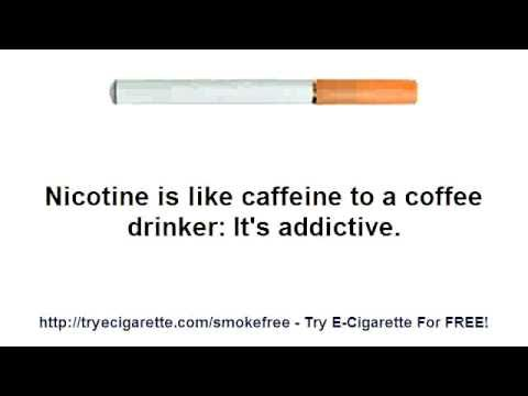 Smokeless Cigarettes Free Trial - Try Electronic Cigarette!