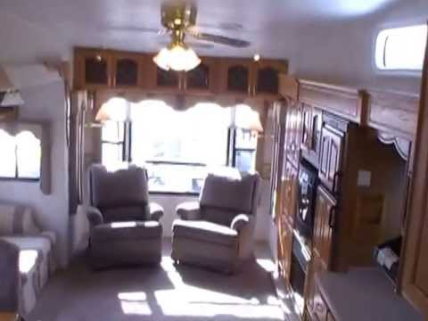 2003 Montana Big Sky 3670 5th Wheel With Three Slide Outs