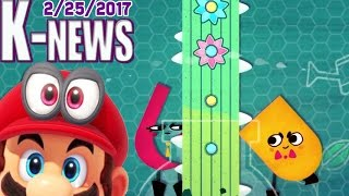 K-NEWS 3 NEW Nintendo Switch Launch Titles! FOR REAL?