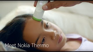 Family Uses Nokia Thermo Smart Temporal Thermometer To Help Track Fevers