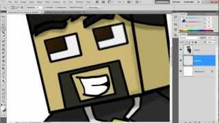 Minecraft Speed Arts - #2: Antvenom