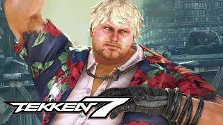 Tekken 7 - Bob Reveal Trailer