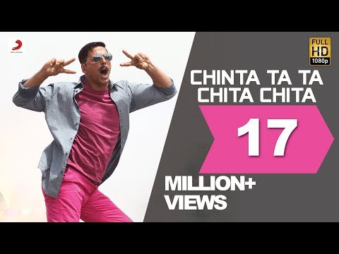 Chinta Ta Ta Chita Chita HD Full Video