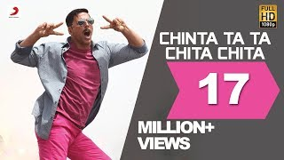 Rowdy Rathore - Chinta Ta Ta Chita Chita - Rowdy Rathore Official Full Song Video Akshay Kumar, Sonakshi Sinha, Mika