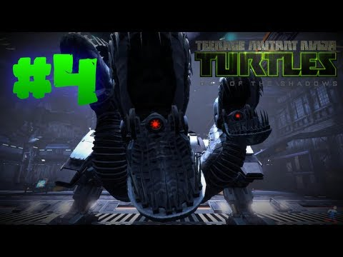 """""""TMNT: Out Of The Shadows"""" - Пафосный босс (#4)"""