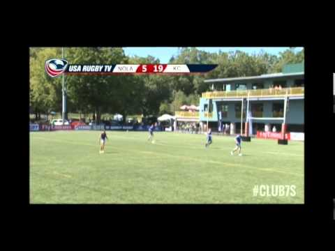 2014 Club 7s - New Orleans Royale vs Kansas City Blues