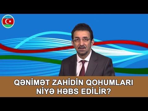 Qənimət Zahidin Qohumları Niyə Girov Götürüldü? #348