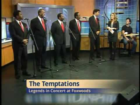 The Temptations Sing Silent Night YouTube