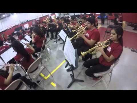 2016 KIPP Austin Collegiate Spring Show - Band - Sun Cycles