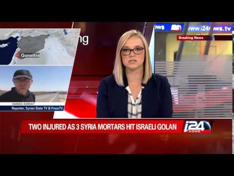 Syrian reporter warns of Islamic State advance on Israeli border