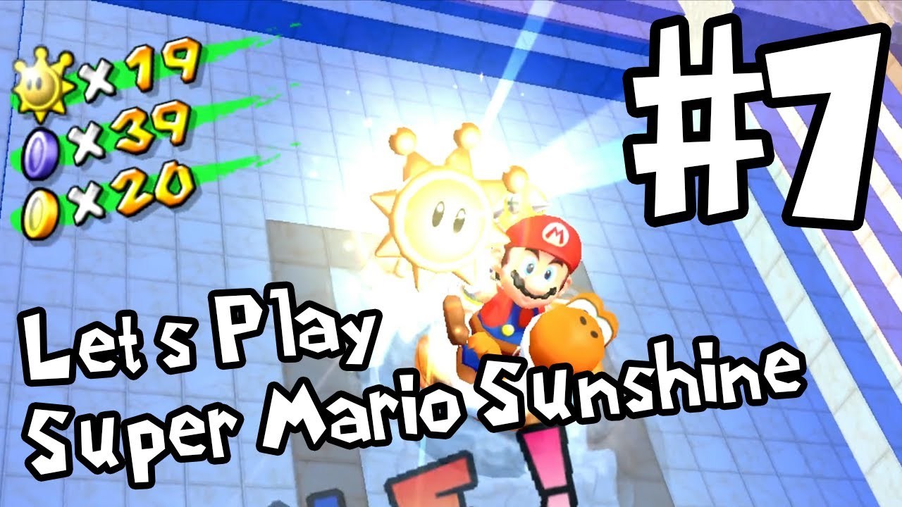 supermario sunshine