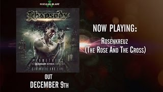 Luca Turilli's RHAPSODY – osenkreuz (The Rose And The Cross) (audio)