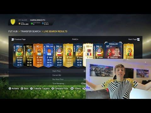 WTFFFF UNLIMITED COINS!! - RETRO FIFA