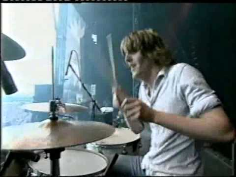 Razorlight - Golden Touch at T in the Park 2004