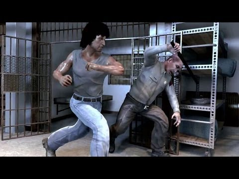 Rambo The Video Game - Gameplay Trailer video