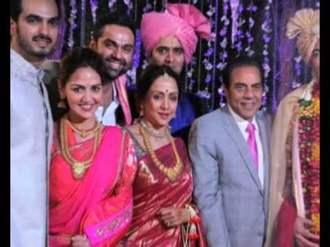 Secret guests  Narendra Modi and Abhay Deol at Ahana Deol's wedding