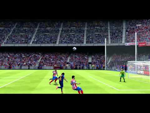 Next-Generation Fifa 14 EA Ignite Engine - First Gameplay (Xbox One)