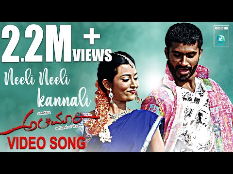 Neeli Neeli Full Kannada Video Song HD | Alemari Movie | Yogesh...