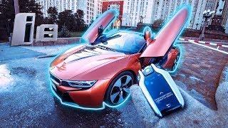 Забрал BMW i8 Roadster за 13 000 000 РУБЛЕЙ! Стоит ли она своих денег? Обзор и тест-драйв.