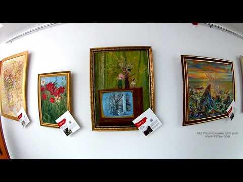 Харьков, Ночь музеев, 19 мая 2018, 8, галерея АВЭК, аукцион
