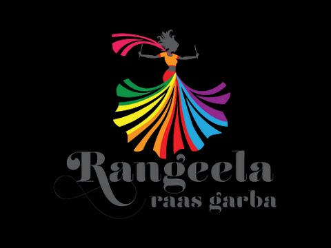Rangeela Raas Garba With Falguni Pathak - Day 6 video