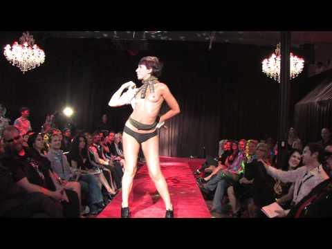 Zivity Striptease Fashion Show 08-07-10 * Part 2 * Chrystie Capelli video