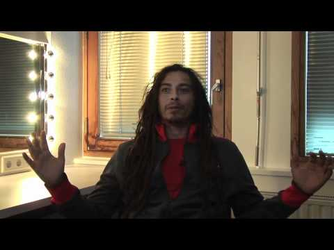 Interview Korn - James Munky Shaffer (part 1)