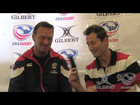 #London7s - Women's Eagles Sevens Head Coach Ric Suggitt