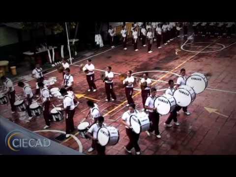 Coruña Marching Band CIECAD 2010 (Bloque y Desplazamientos)