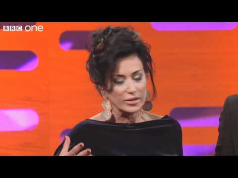 What does Nancy Dell'Olio actually do? - The Graham Norton Show - Series 10 Episode 2 - BBC One