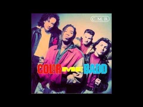 Color Me Badd - Color Me Badd