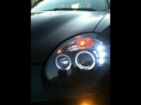 Version One Projector Halo Headlights/ SRT-4
