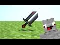 Das ist die stärkste Waffe in ganz Minecraft... Minecraft LUCKY BLOCK MLG TNT BATTLE