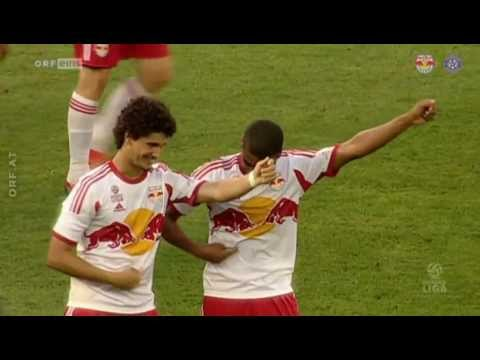Red Bull Salzburg vs Austria Wien - 5:1 - 27.07.2013 - Highlights + Interviews