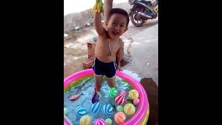 Đồ chơi cho bé yêu Tuấn kiệt câu cá