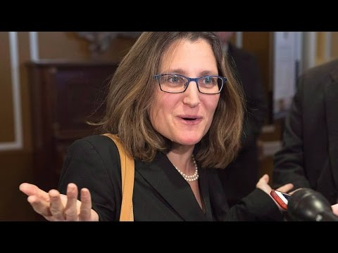 """Minister Freeland's """"vain"""" Twitter obsession: Staff ensure tweets are """"jazzy"""" and """"fun""""?"""