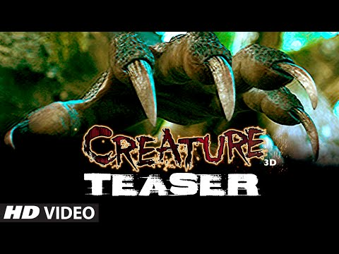 Exclusive: Creature 3D Teaser | Bipasha Basu | Imran Abbas