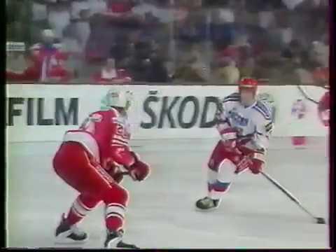 Россия-Канада 1993 ЧМ (рус.коммент.)