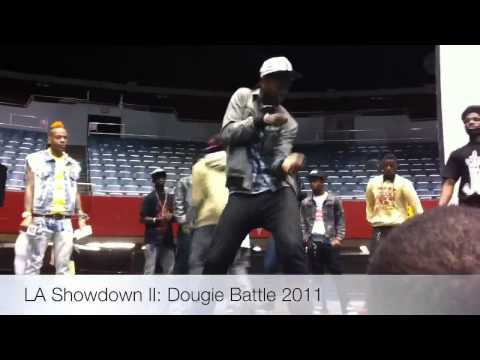 LA Showdown II: Dougie Battle 2011