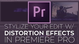 Use FREE 4K Glitch and Distortion Effects to Stylize Your Edit in Adobe Premiere Pro