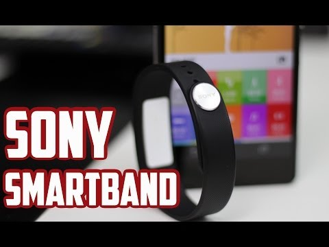 Sony SmartBand. Review en español
