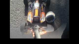 Hpi Vorza speed run - Fastest EVER - 159kph, 99mph