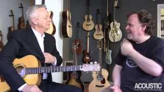 Tommy Emmanuel interview and fingerstyle lesson