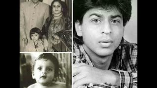 Sharukh Khan Childhood Photo collection
