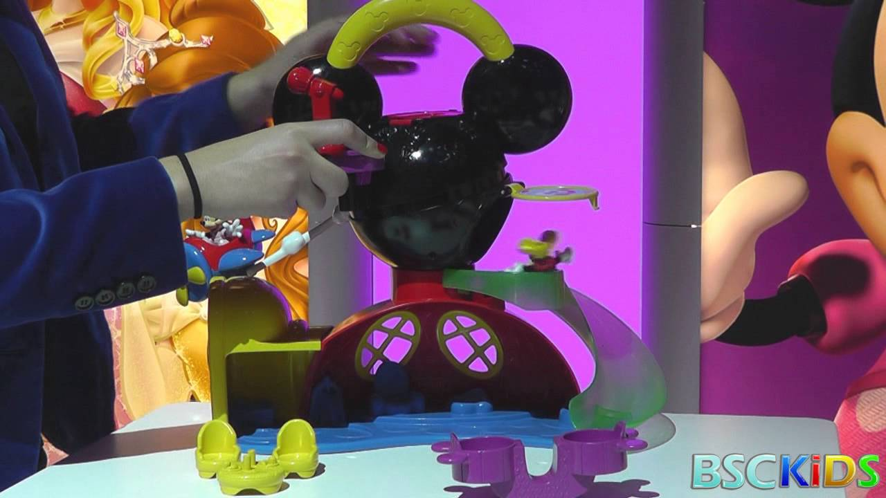 Mickey Mouse Playhouse Toys Mickey Mouse Clubhouse Toy